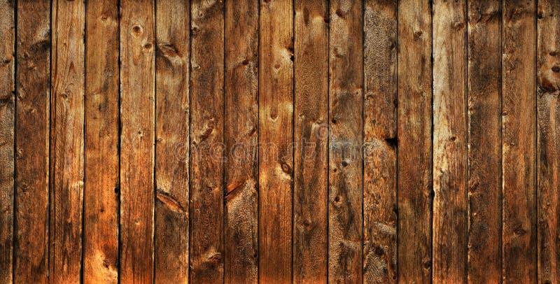 Vieux porté fond en bois de planches photographie stock libre de droits