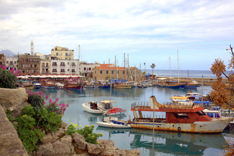 Vieux port photographie stock libre de droits