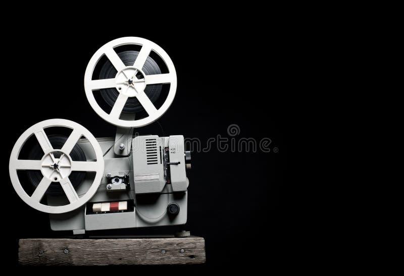 Vieux projecteur photographie stock