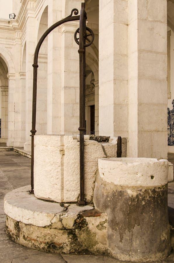 Vieux puits images libres de droits