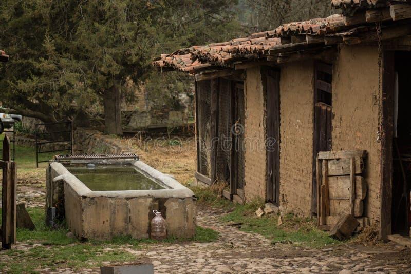 Vieux ranch photos stock