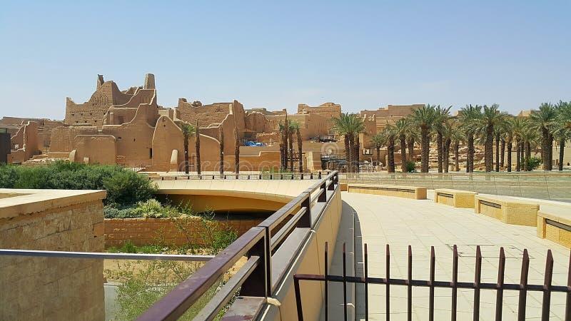 Vieux Riyad photographie stock libre de droits