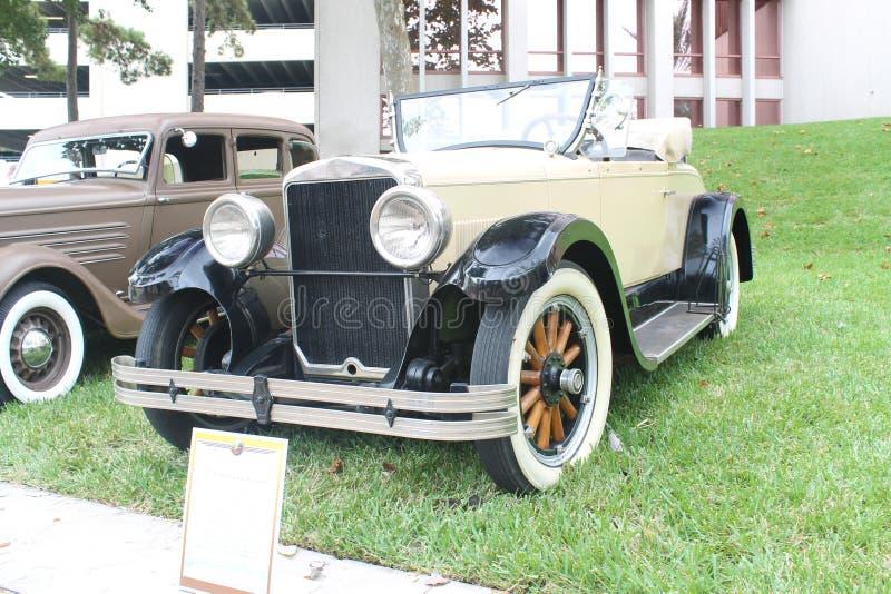 Vieux roadster Car-1926 de Rickenbaker photos libres de droits