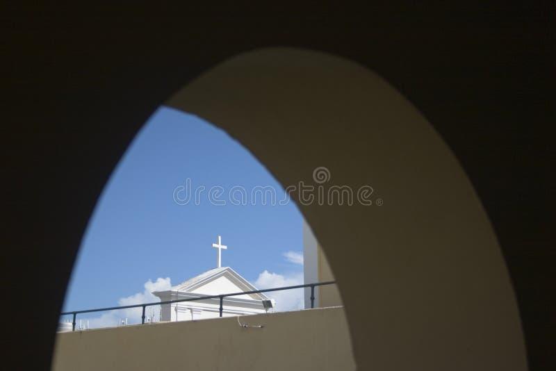Vieux San Juan, Porto Rico image libre de droits