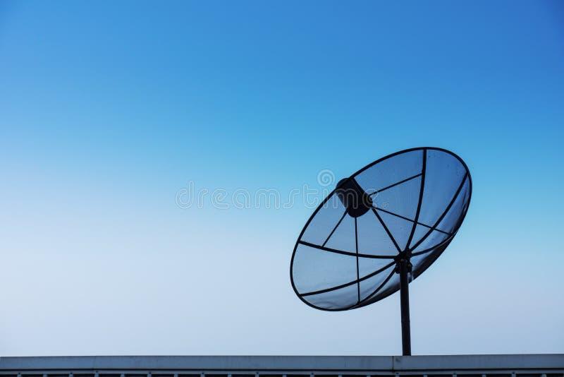 Vieux satellite photo libre de droits