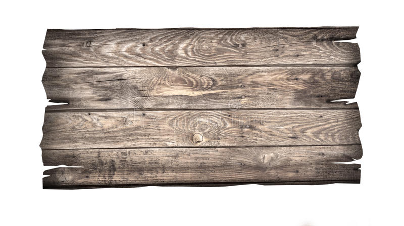 Vieux signe en bois photo stock