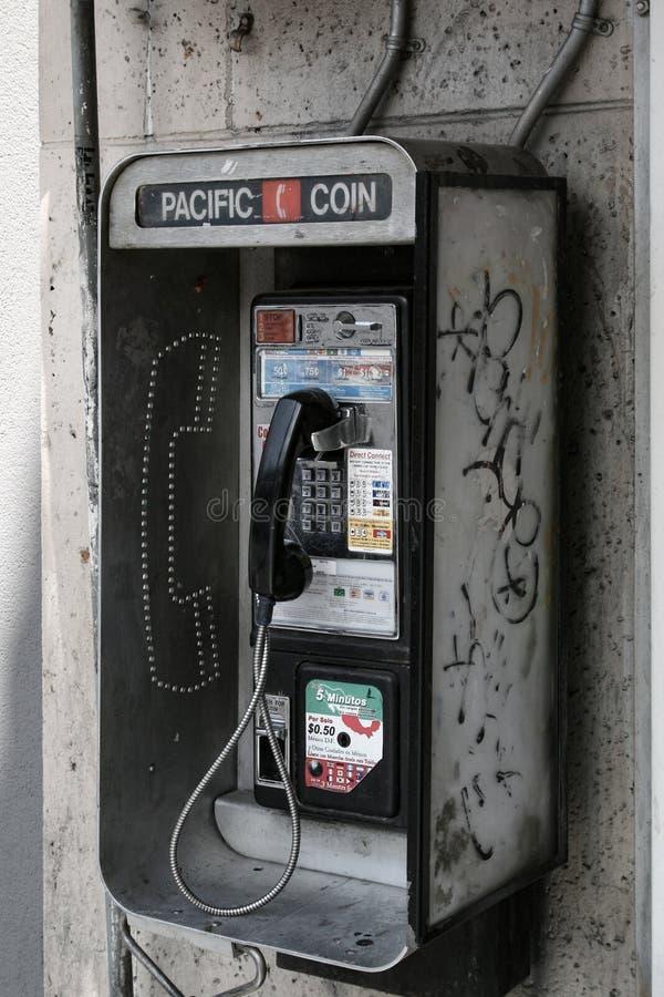 Vieux t?l?phone photos libres de droits