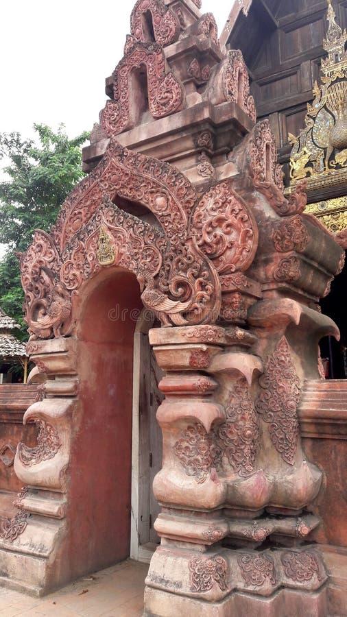 Vieux temple photographie stock libre de droits