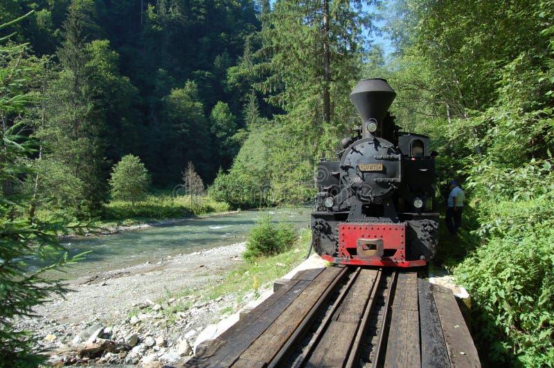 Vieux train images stock