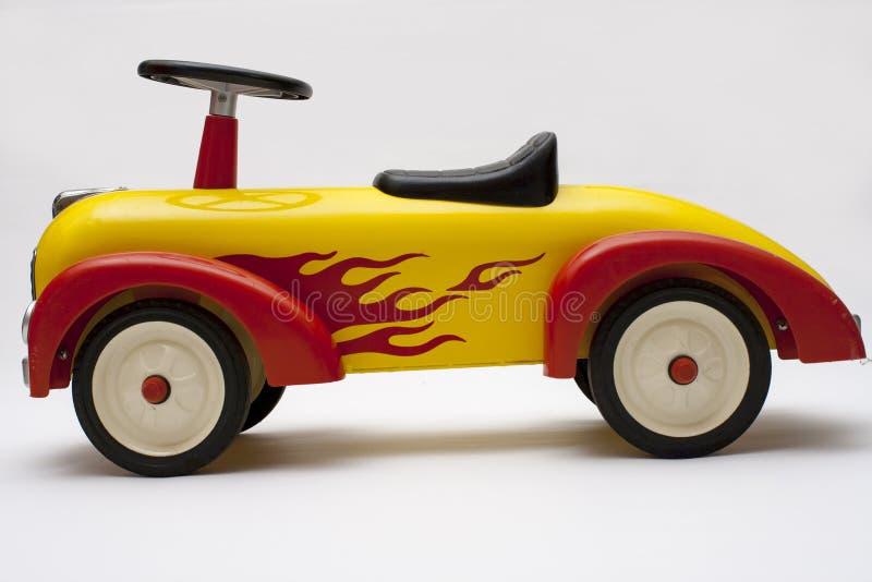 Vieux véhicule de jouet photo libre de droits