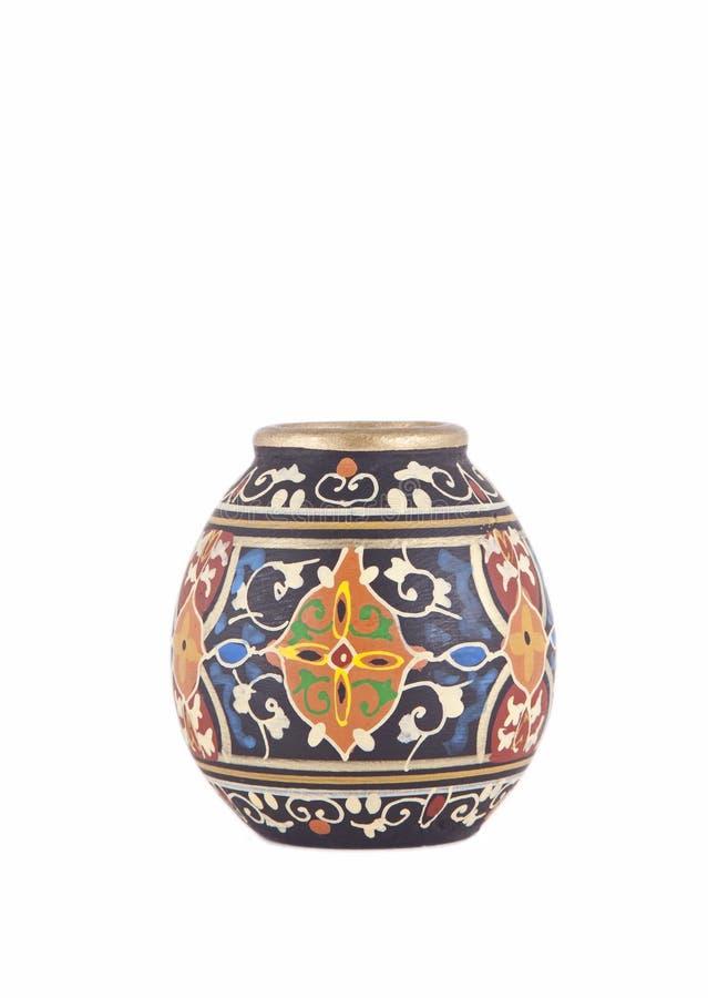 Vieux vase photographie stock libre de droits