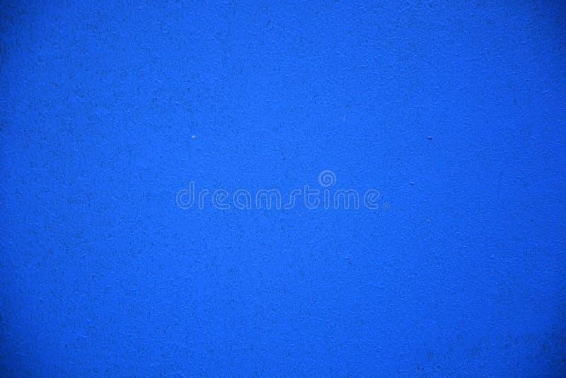 Vieux, vintage, contreplaqué bleu photos libres de droits