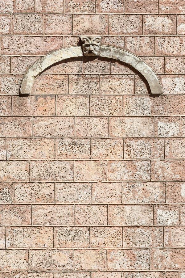 Vieux wal en pierre images libres de droits