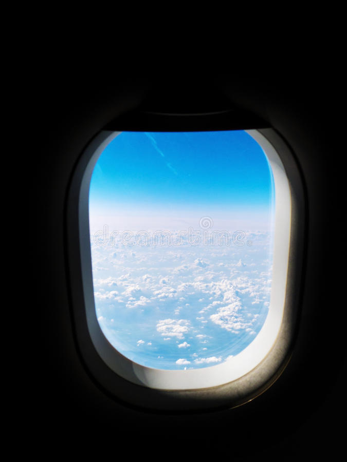 Download View From An Airplane Window Stock Photo - Image: 25048344