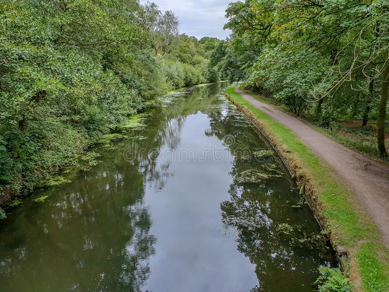 Click on the logo below to visit their store. The Leeds Liverpool Canal At Gathurst, Near Wigan Under ...
