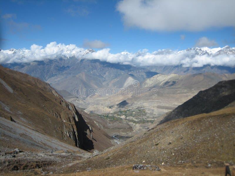 Download View of Annapurna, Nepal stock photo. Image of himalayan - 17304960