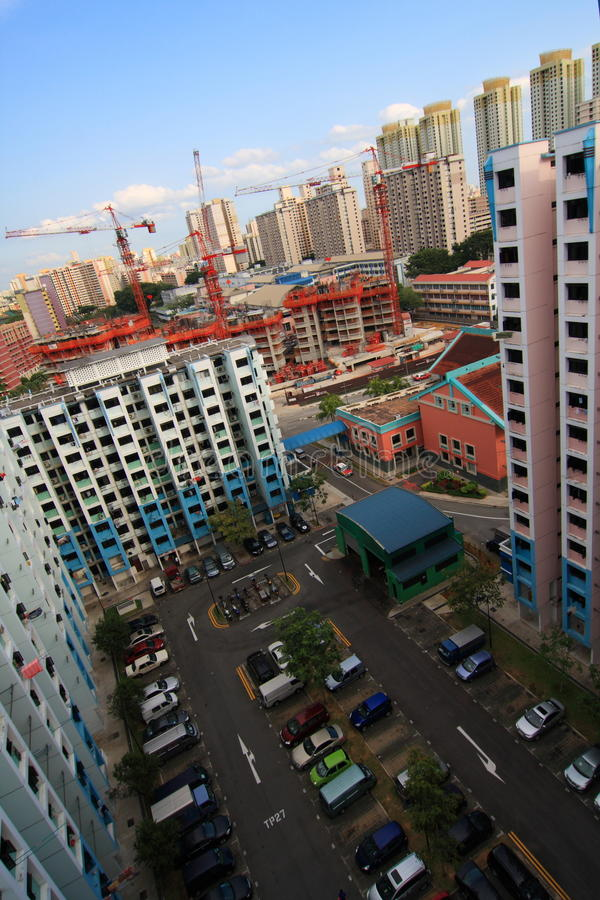 Download View From Apartment Stock Photography - Image: 13794712