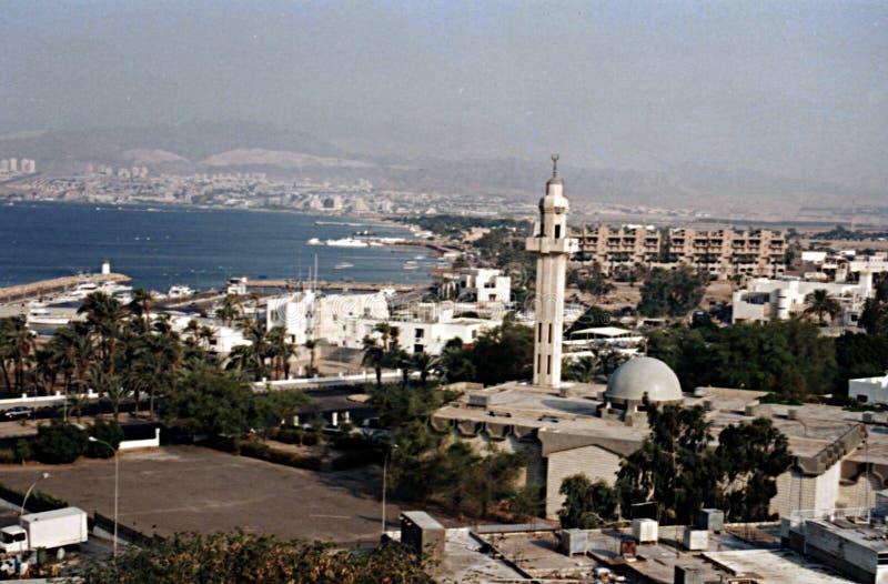 Aqaba royalty free stock photography