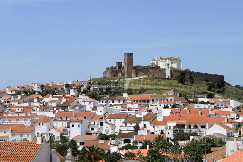 Download View Of Arraiolos Stock Photo - Image: 25476220