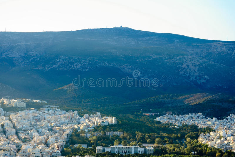 Athens royalty free stock images