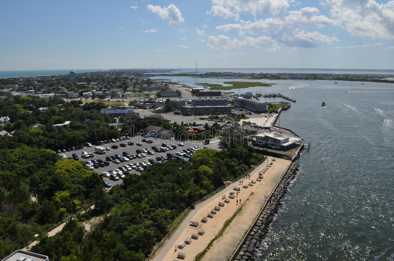 Download View From Barnegat Lighthouse Stock Photos - Image: 20759353
