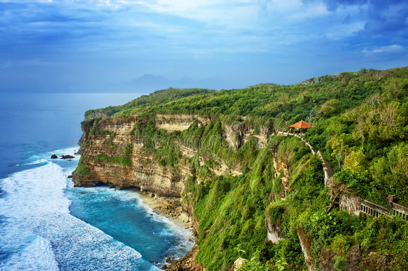 Download View of Beach Cliff stock image. Image of asia, outdoor - 30388059