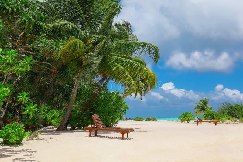 View of beautiful beach royalty free stock photos
