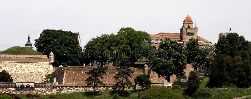 View Of The Belgrade  Fortress  Kalemegdan Editorial Stock Image