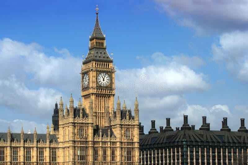 Download View of Big Ben stock photo. Image of symbol, clock, united - 3680198