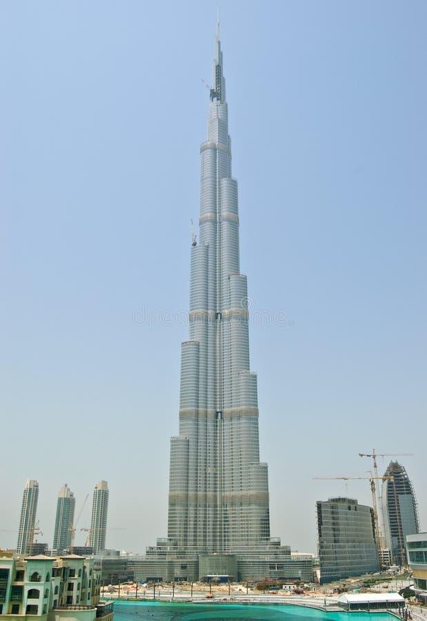 Download View on Burj Dubai, UAE editorial image. Image of downtown - 10775245