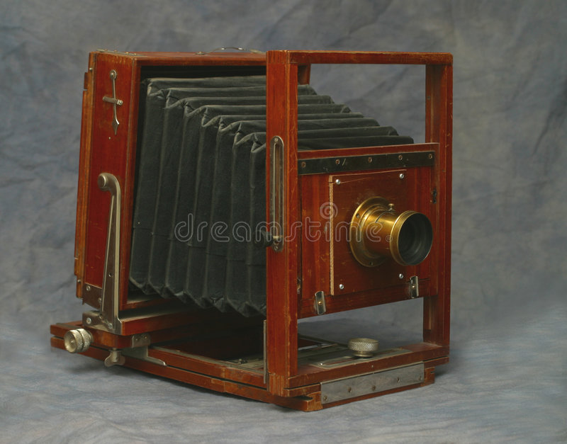 View camera stock image