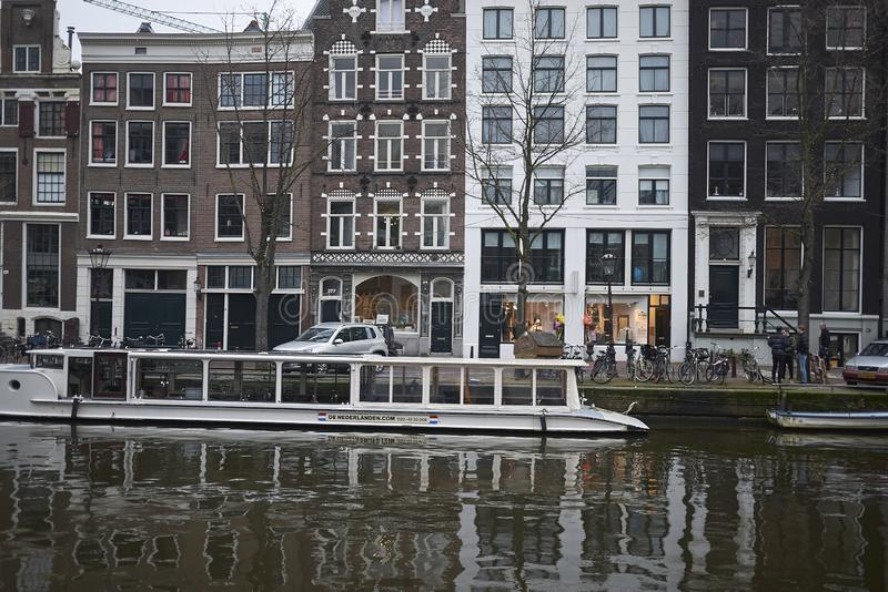 View of a canal royalty free stock images