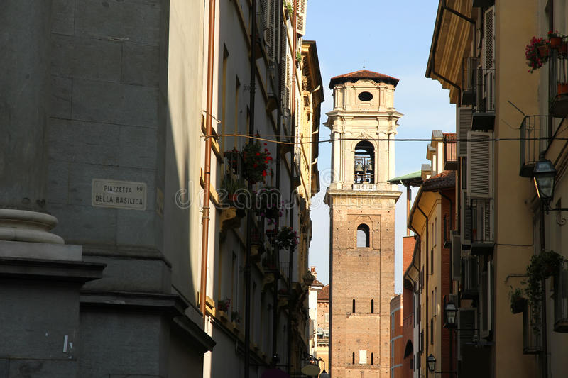 Download View On The Cathedral Of Torino Stock Photo - Image: 26017918