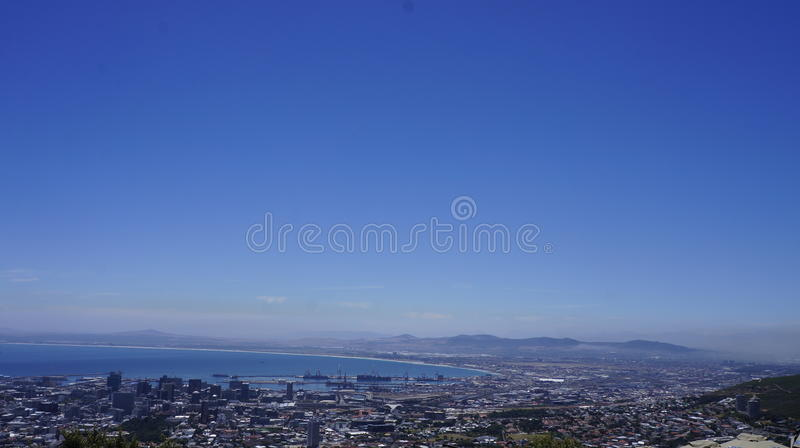 View of the city royalty free stock photo
