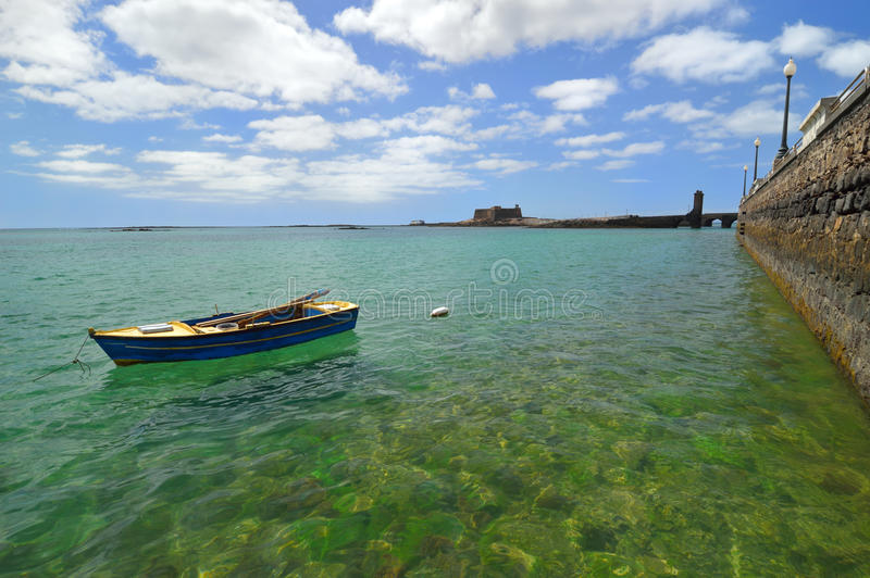 Download View Of Coast - Arrecife. Lanzarote. Stock Photo - Image: 33452386