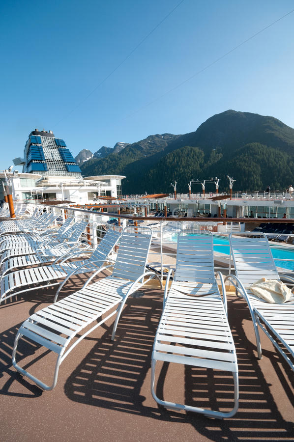 Download View from cruise ship deck stock image. Image of cruise - 10333205