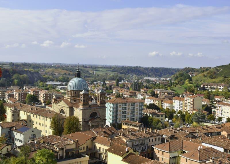 Dogliani, Langhe, Piedmont, Italy royalty free stock photography