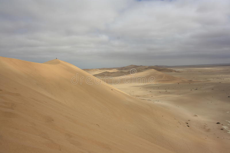 View from Dune number 7 stock photos