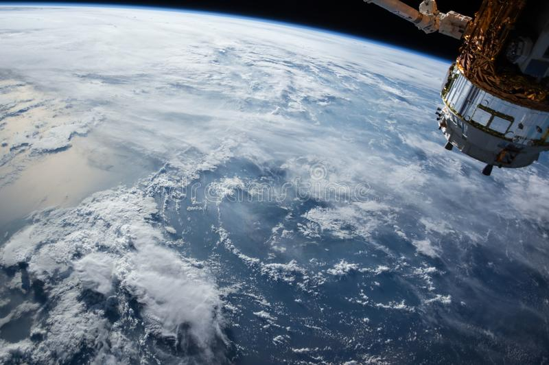 View Of Earth From Space Free Public Domain Cc0 Image