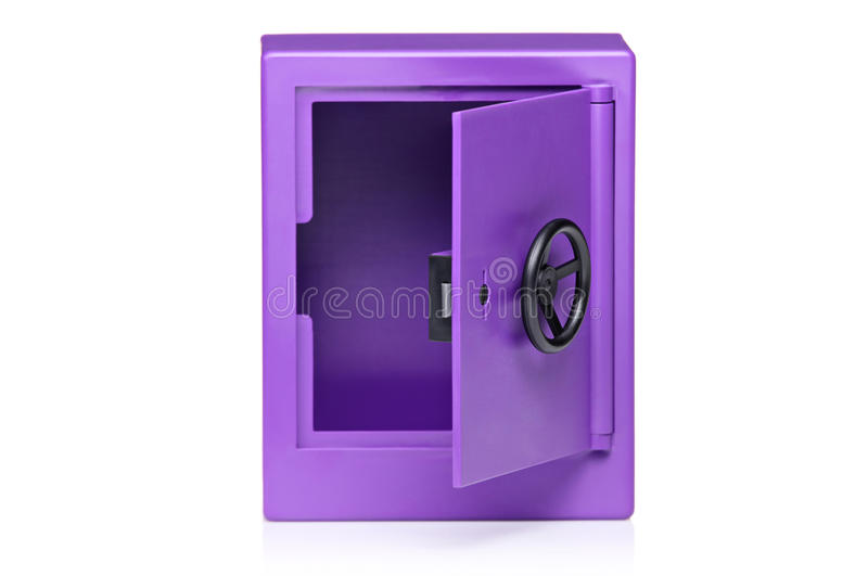 Download A View Of An Empty Deposit Box Stock Photo - Image of protection, equipment: 16743766