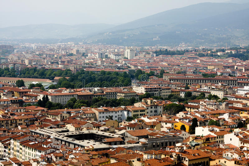 Download View of Firenze from Dome stock photo. Image of religion - 24007698