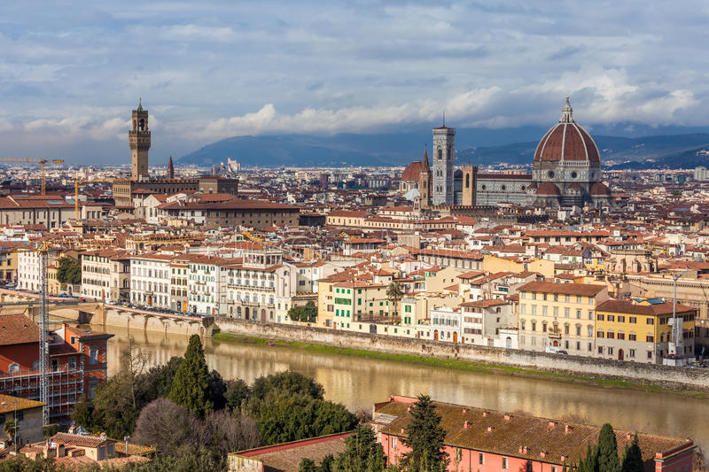 Download View Of Florence stock image. Image of city, italy, travel - 28798901