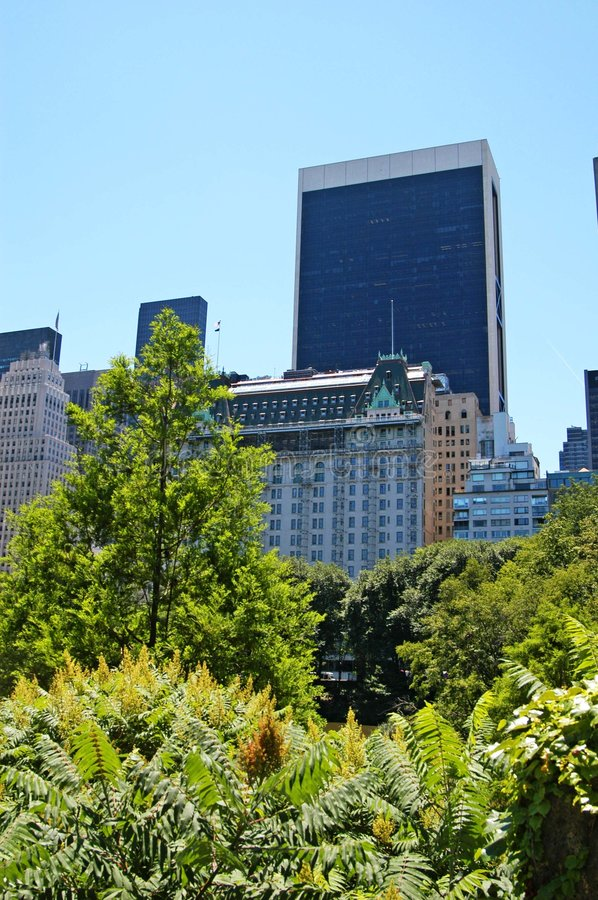 Free View From Central Park 4 Royalty Free Stock Images - 3251939