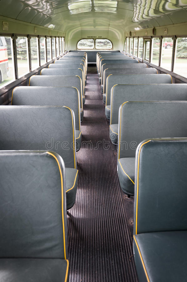 Free View From The Front Of The Bus Royalty Free Stock Images - 87397719