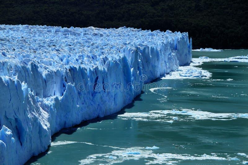 Patagonia Glacier royalty free stock photos