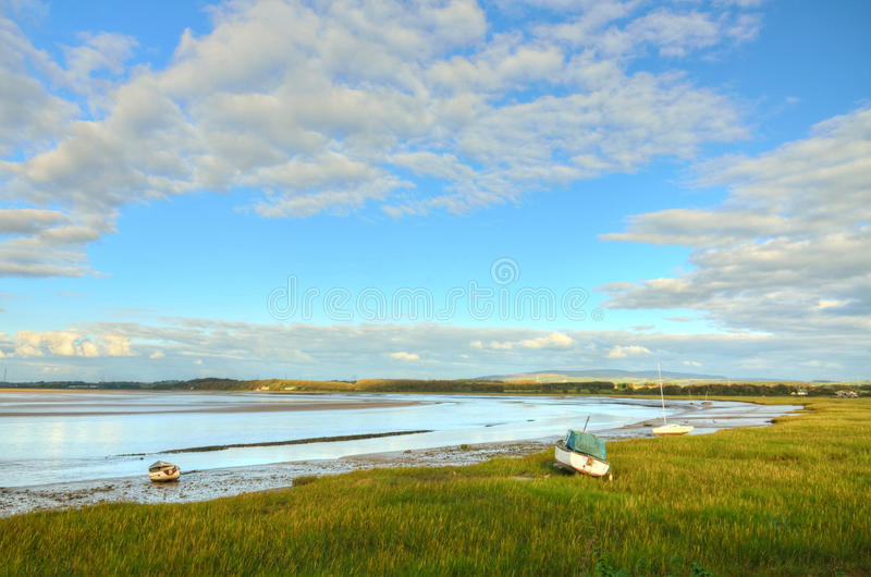 View from Glasson stock photography