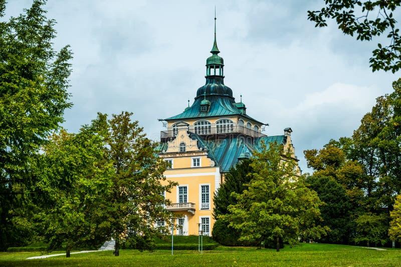Villa Toscana Congress in Gmunden,Austria stock images