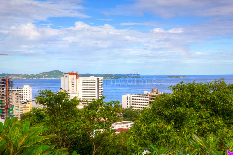 Download View Of The Gulf Of Siam Royalty Free Stock Images - Image: 23979569