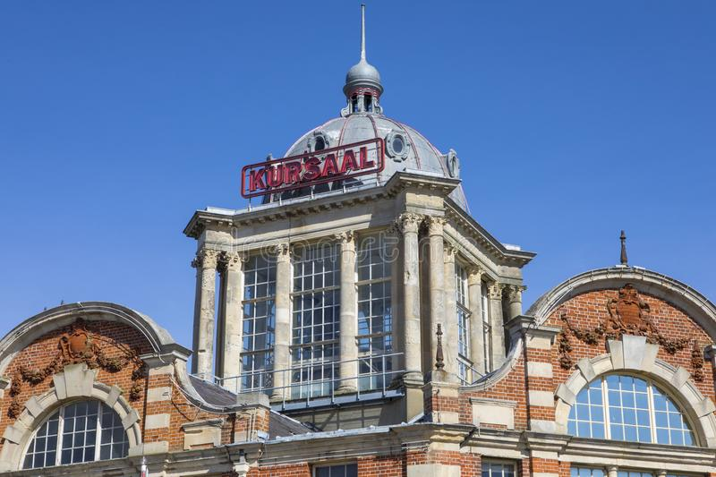 The Kursaal in Southend-on-Sea. A view of the historic Kursaal located in Southend-on-Sea in Essex, UK. It opened in 1901 as part of one of the worlds first royalty free stock photography