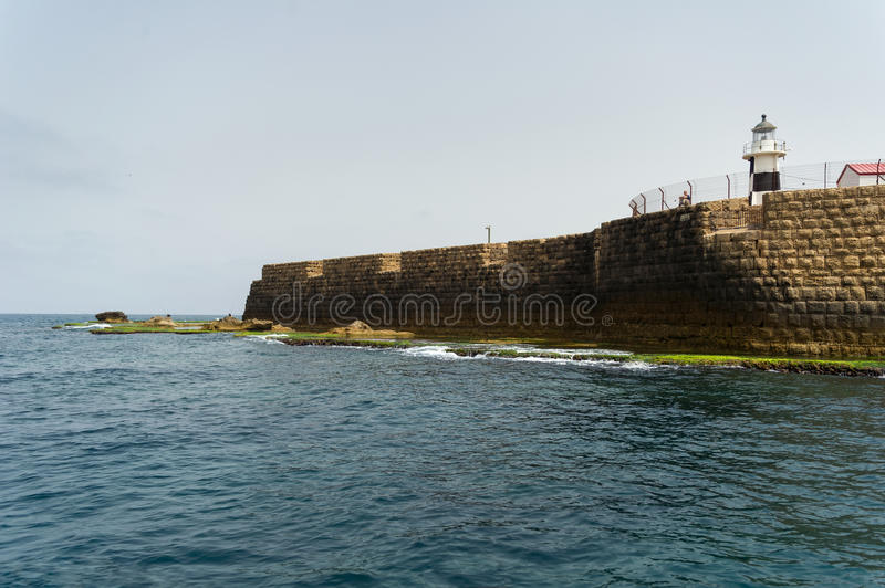Download The View Of Historic Sea Walls Editorial Stock Image - Image: 25495959